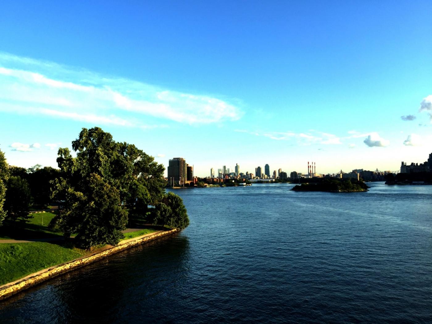 回头一瞅 美在东河 Manhattan East River_图1-17