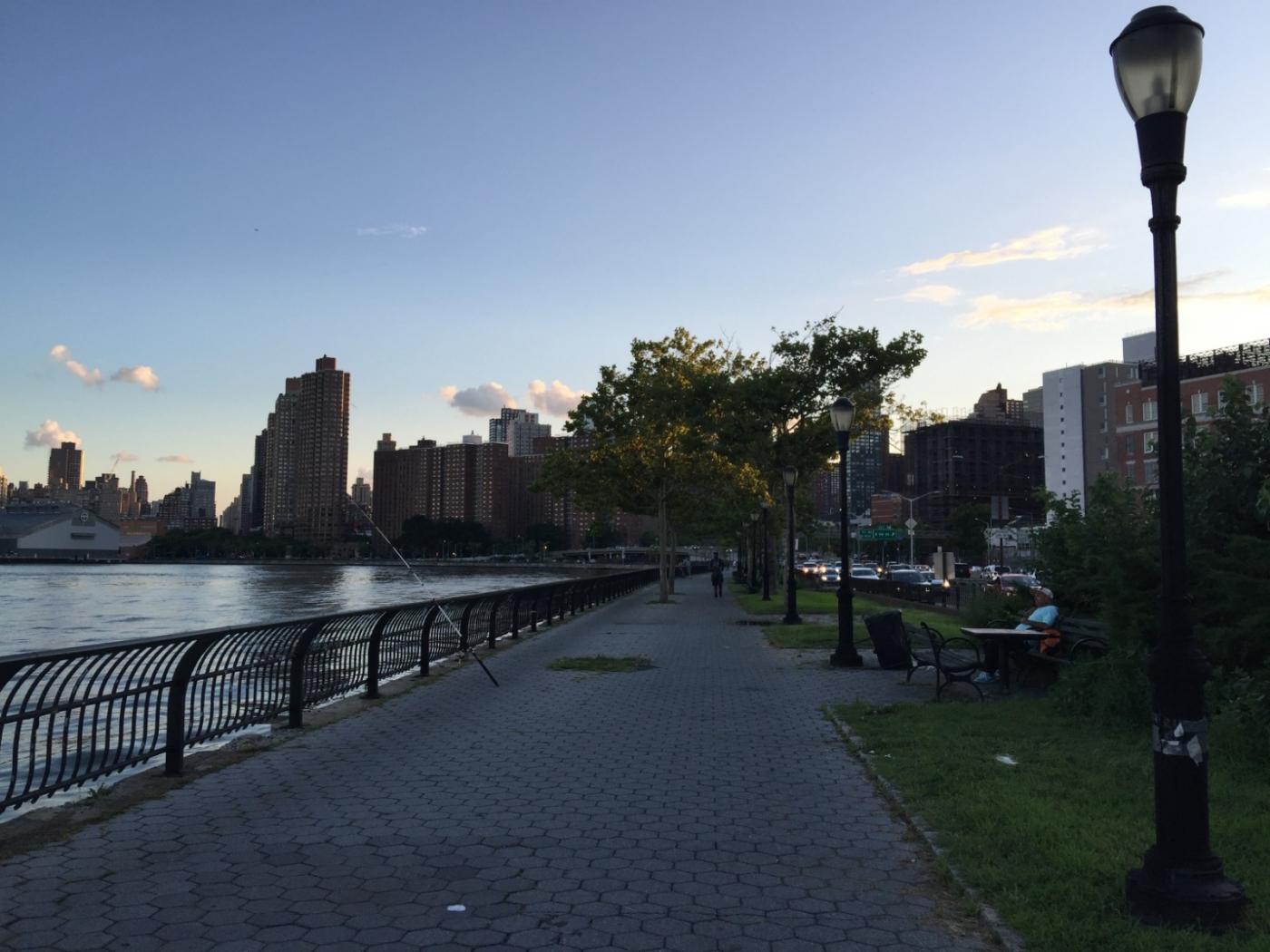 回头一瞅 美在东河 Manhattan East River_图1-20