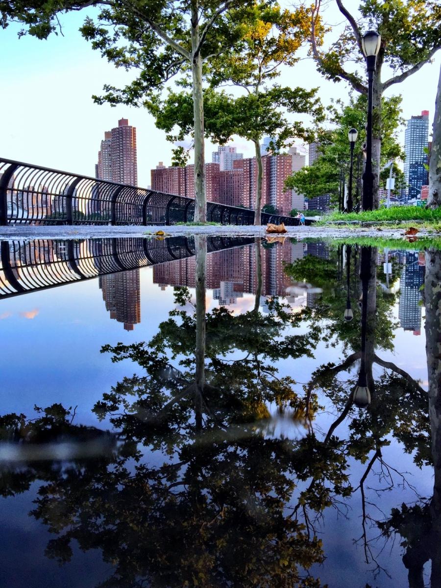 回头一瞅 美在东河 Manhattan East River_图1-21