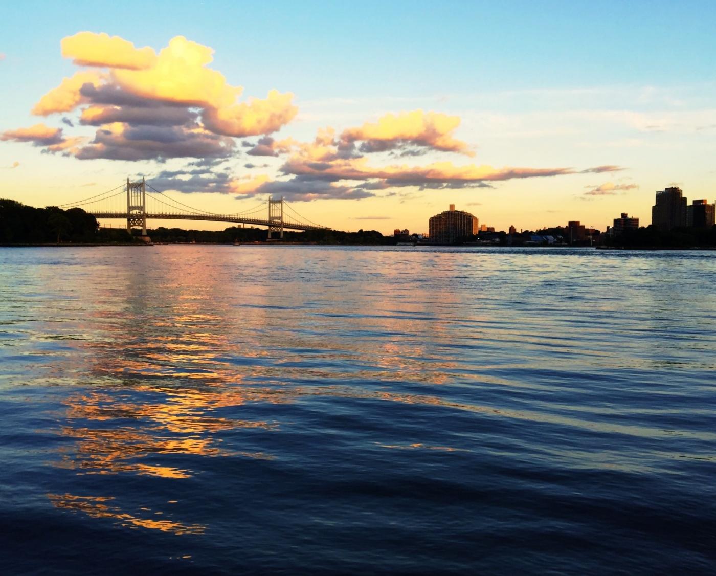 回头一瞅 美在东河 Manhattan East River_图1-22
