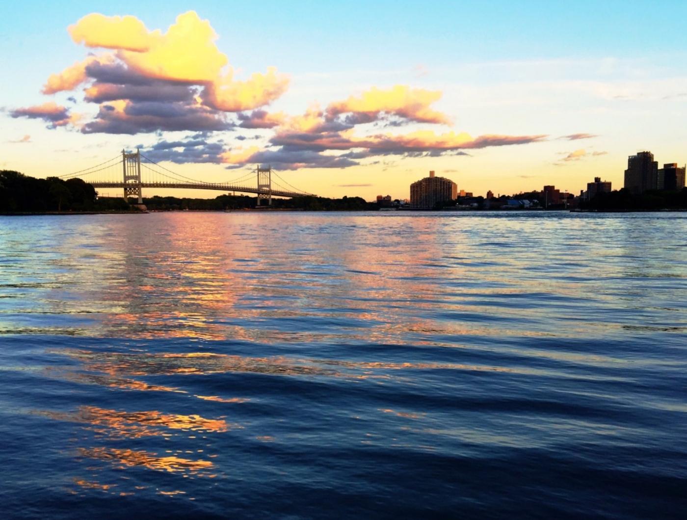 回头一瞅 美在东河 Manhattan East River_图1-23