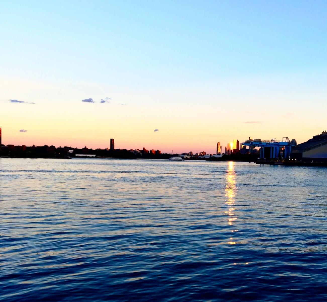 回头一瞅 美在东河 Manhattan East River_图1-25