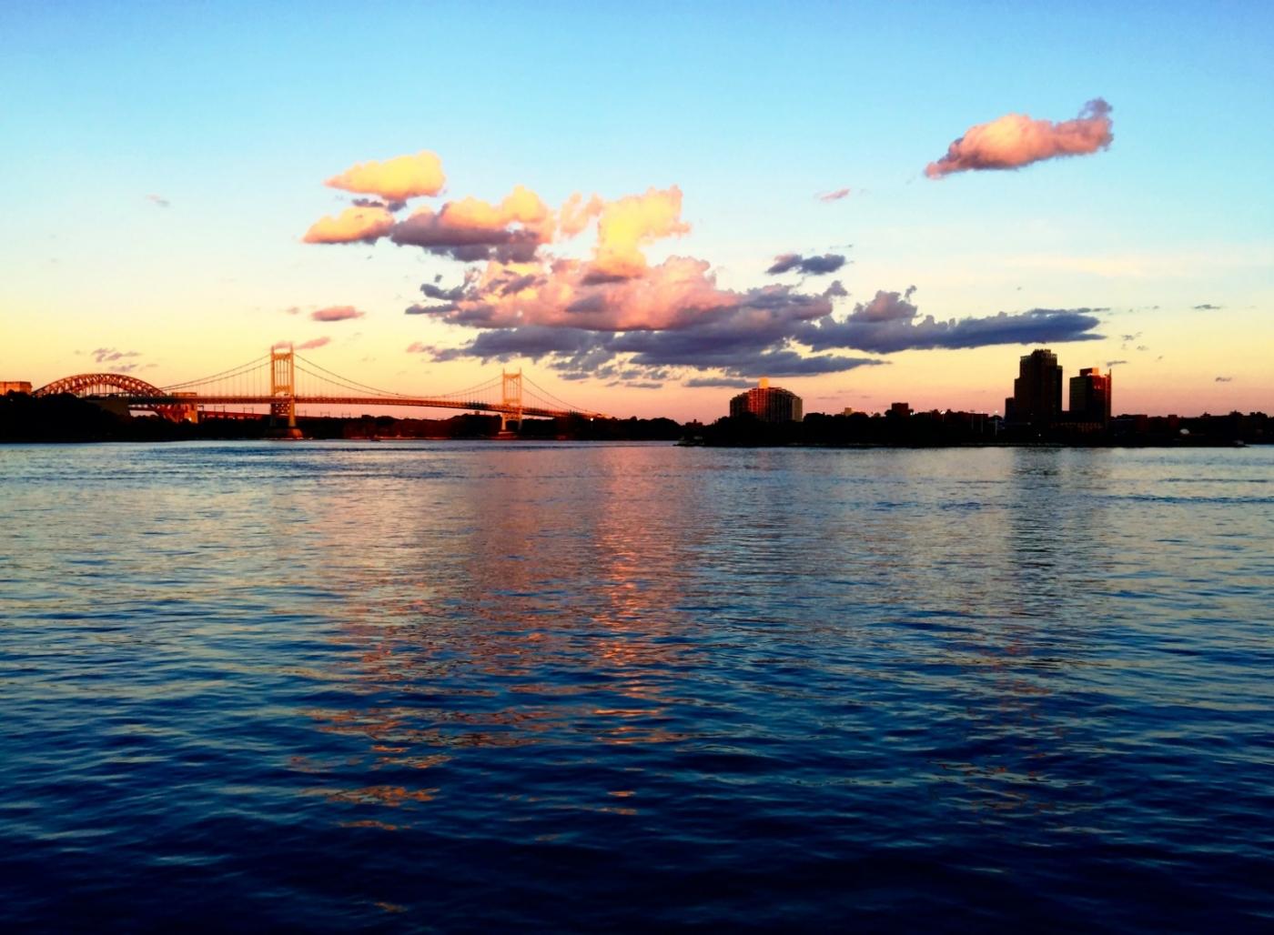 回头一瞅 美在东河 Manhattan East River_图1-26