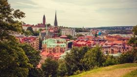 瑞典哥德堡,城市之巅