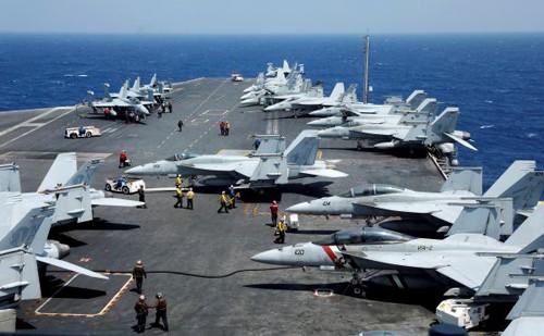 美国重建第二舰队遏制俄罗斯_图1-1