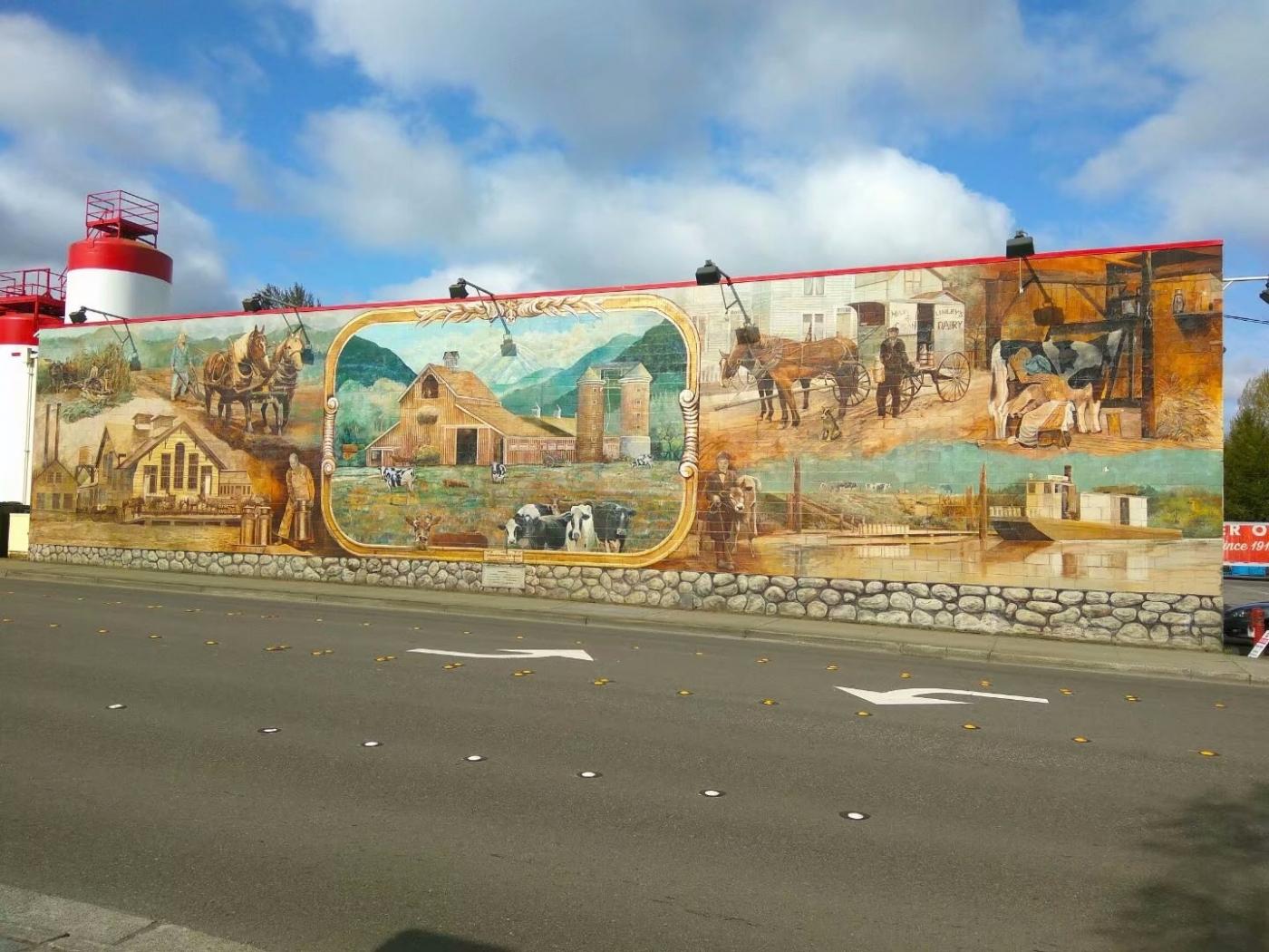 美国小镇街边壁画(图)_图1-10
