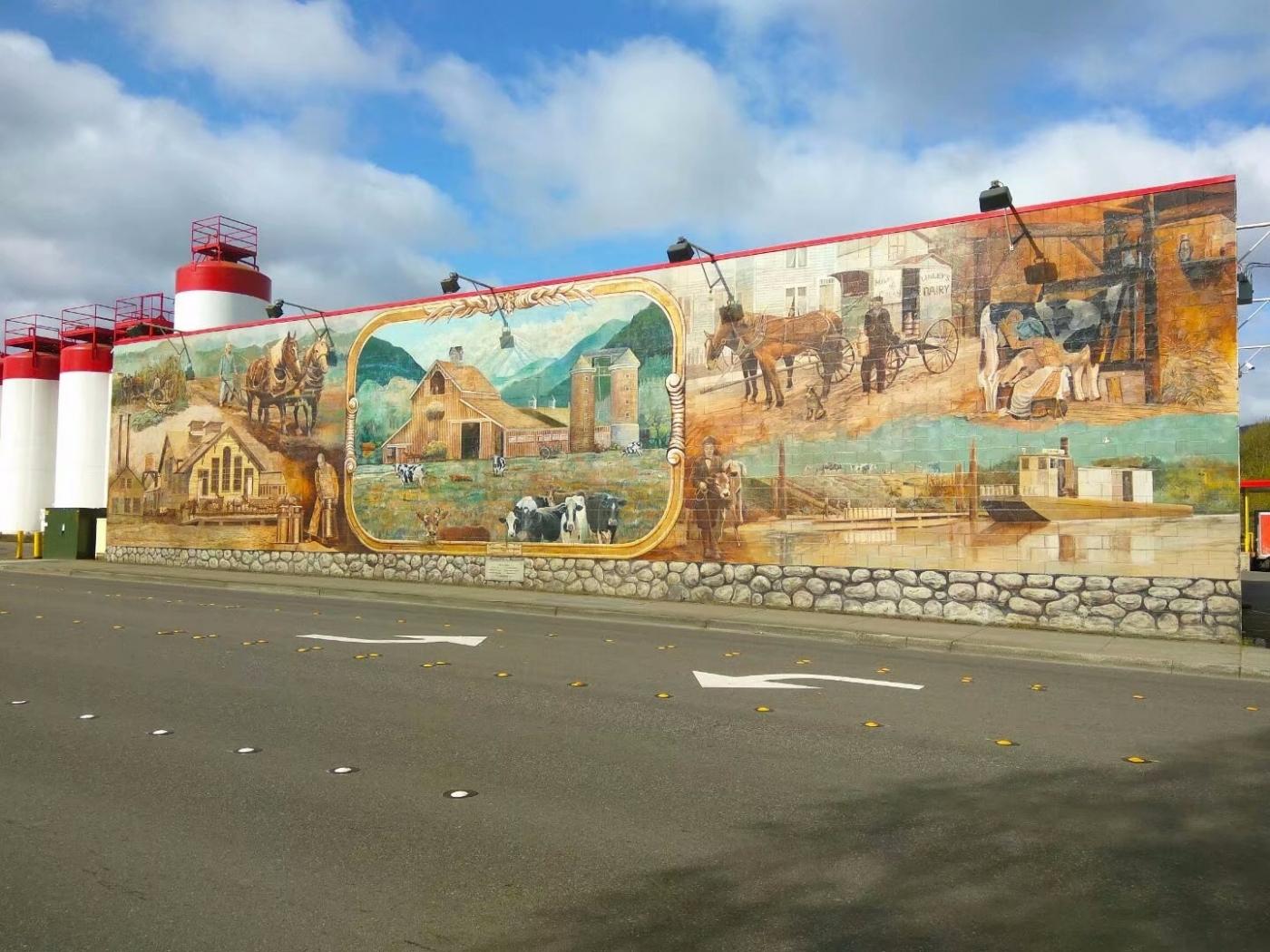 美国小镇街边壁画(图)_图1-11