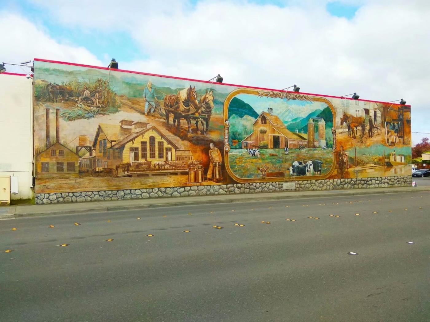 美国小镇街边壁画(图)_图1-12