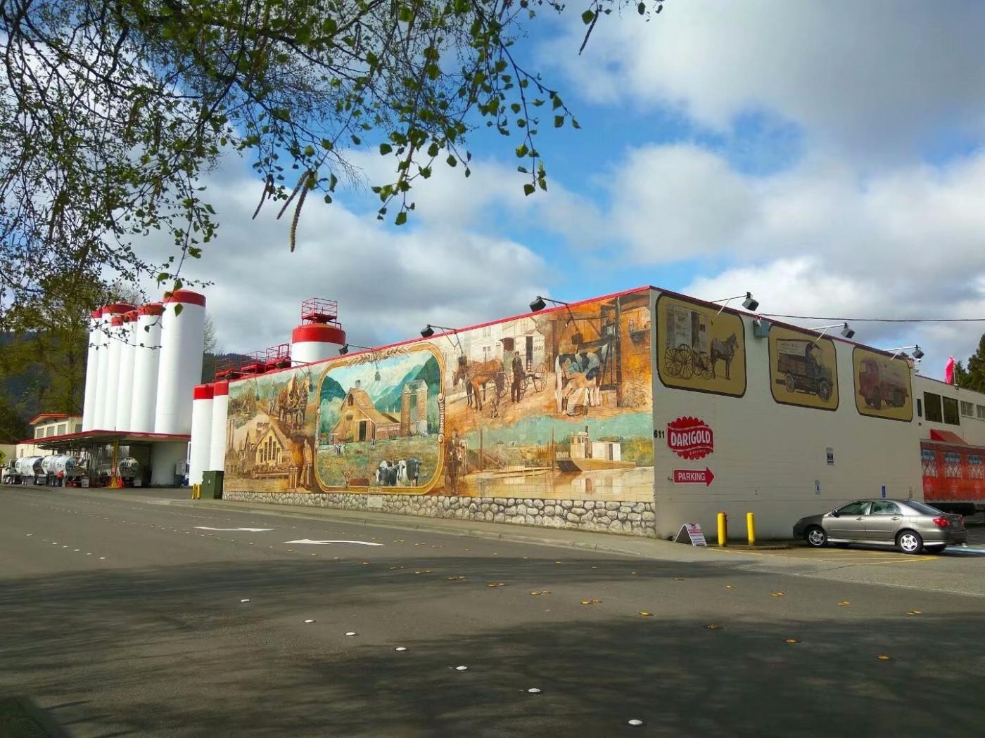 美国小镇街边壁画(图)_图1-13