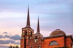 罗斯基勒大教堂------丹麦