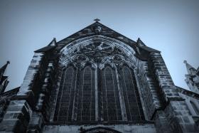 格拉斯哥大教堂,苏格兰唯一的