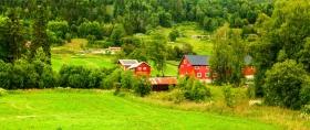 北欧旅途,油画般的画面