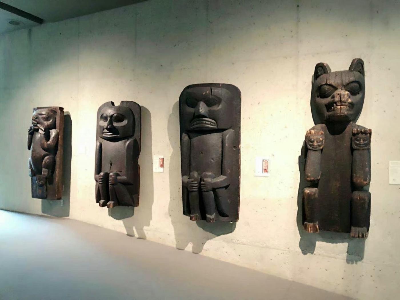 哥伦比亚人类学博物馆一瞥(图)_图1-3