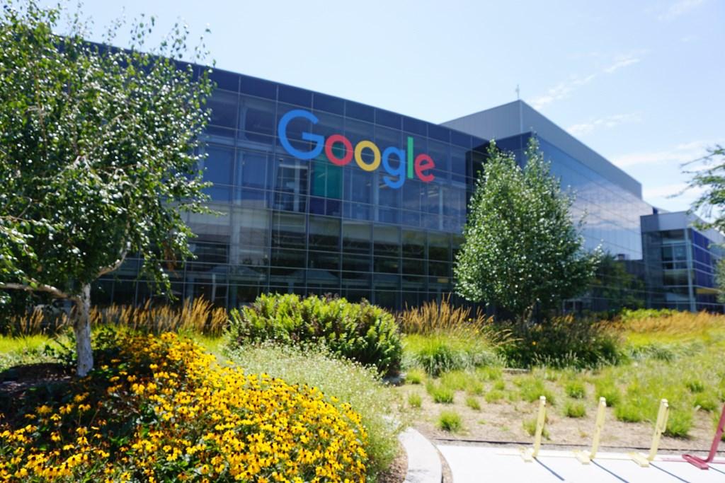 硅谷高科游:当一天的谷歌人_图1-30
