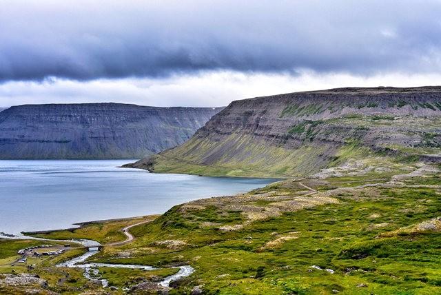冰岛三日行之----Dynjandi瀑布_图1-2