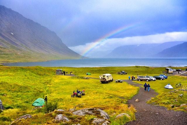 冰岛三日行之----Dynjandi瀑布_图1-6