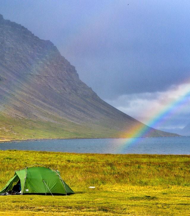 冰岛三日行之----Dynjandi瀑布_图1-7