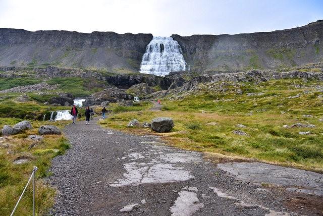冰岛三日行之----Dynjandi瀑布_图1-8