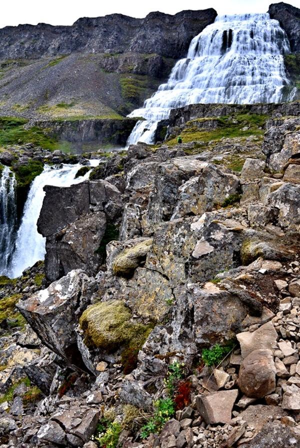 冰岛三日行之----Dynjandi瀑布_图1-10