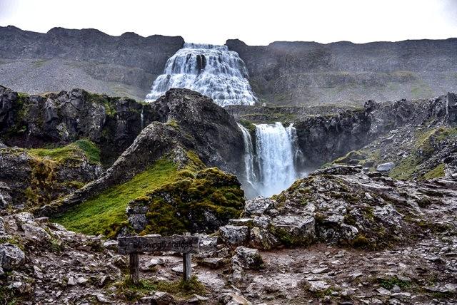 冰岛三日行之----Dynjandi瀑布_图1-12