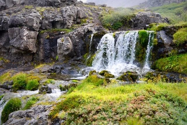 冰岛三日行之----Dynjandi瀑布_图1-14