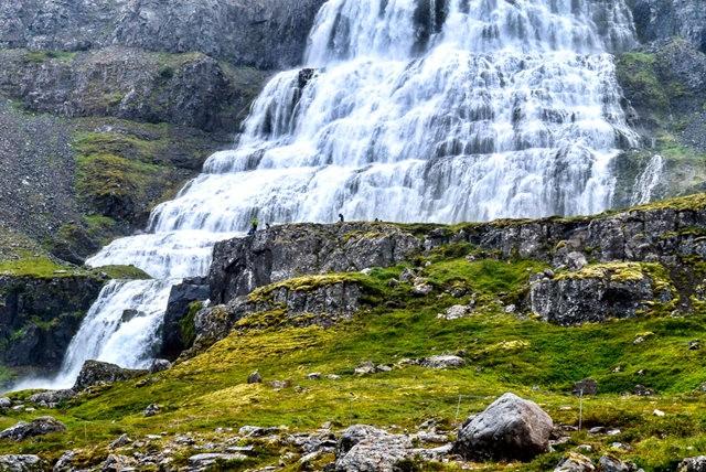 冰岛三日行之----Dynjandi瀑布_图1-15