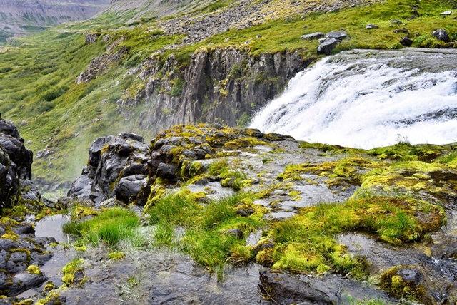 冰岛三日行之----Dynjandi瀑布_图1-17