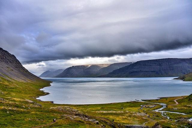 冰岛三日行之----Dynjandi瀑布_图1-3