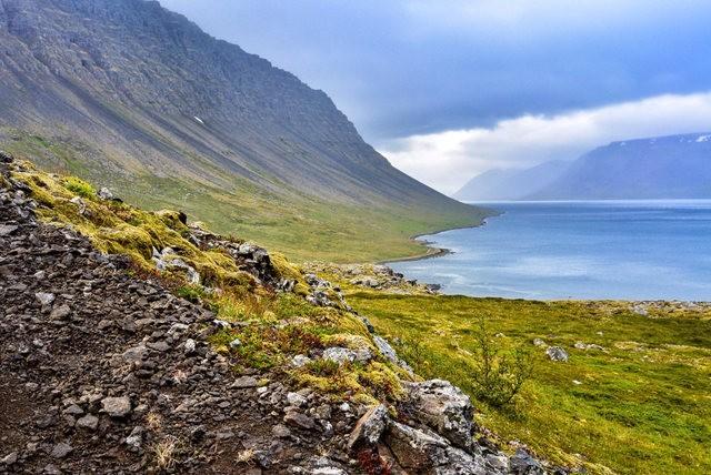冰岛三日行之----Dynjandi瀑布_图1-19