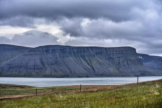 冰岛三日行之----Dynjandi瀑布_图1-20