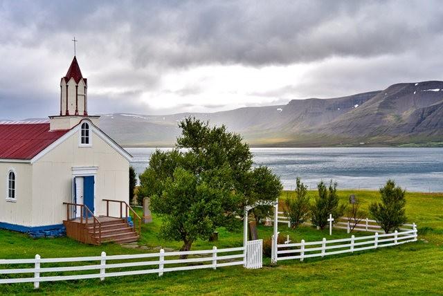 冰岛三日行之----Dynjandi瀑布_图1-22
