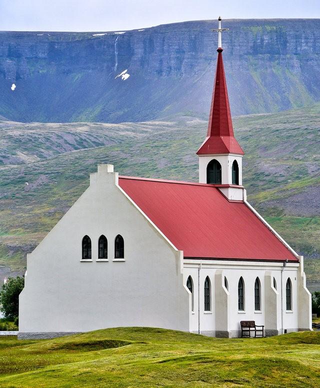 冰岛三日行之----Dynjandi瀑布_图1-23