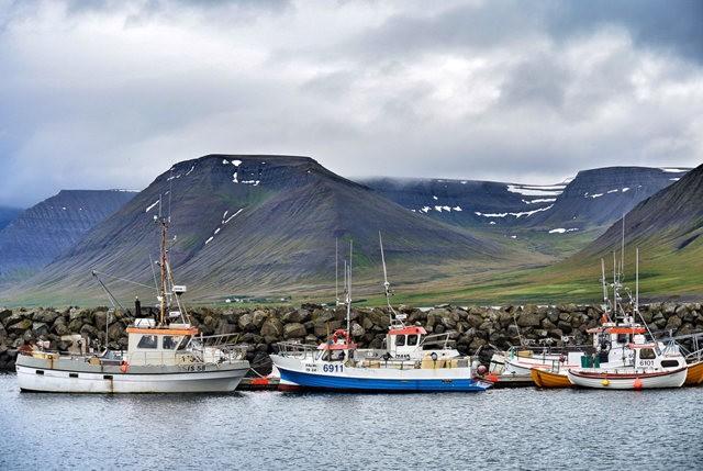 冰岛三日行之----Dynjandi瀑布_图1-25