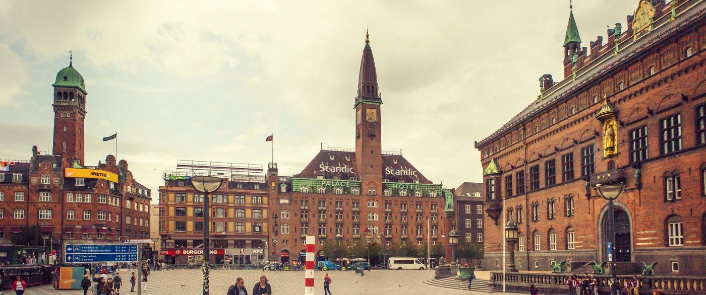 丹麦哥本哈根,路边随拍_图1-15