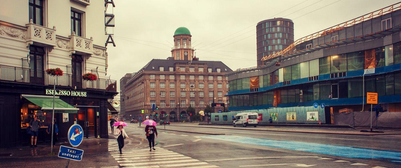 丹麦哥本哈根,路边随拍_图1-9