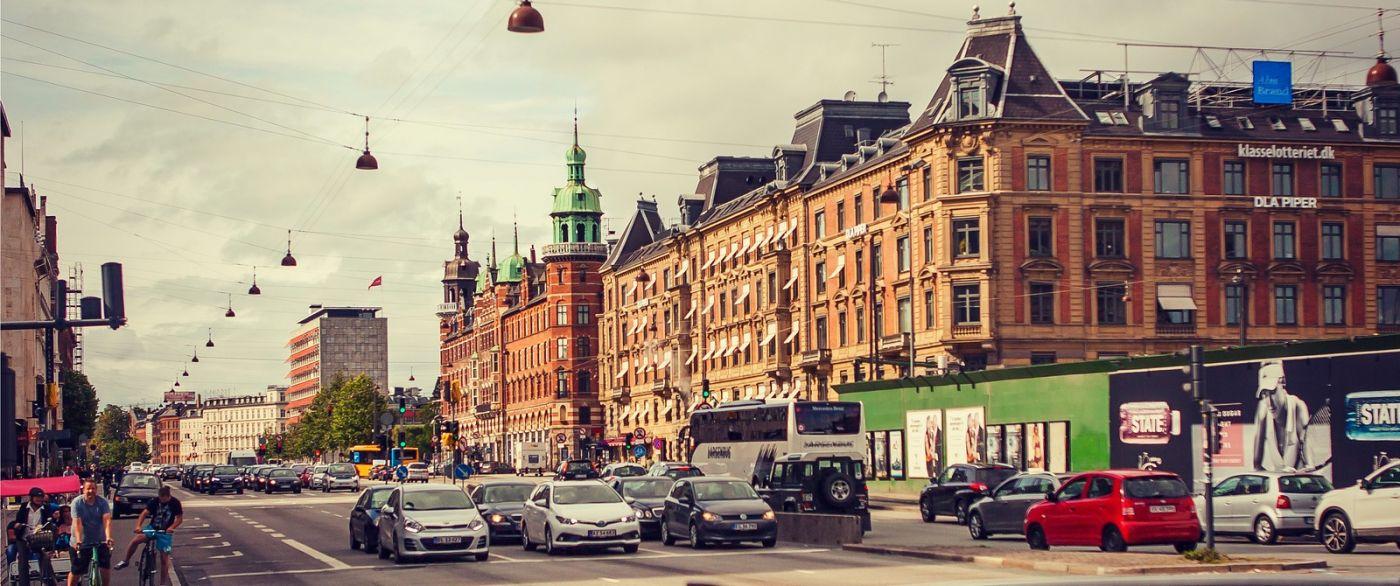丹麦哥本哈根,路边随拍_图1-5