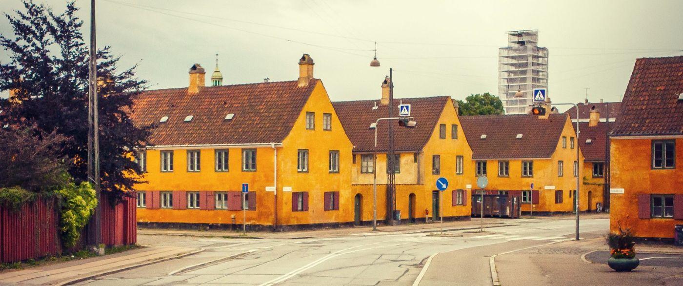 丹麦哥本哈根,路边随拍_图1-6