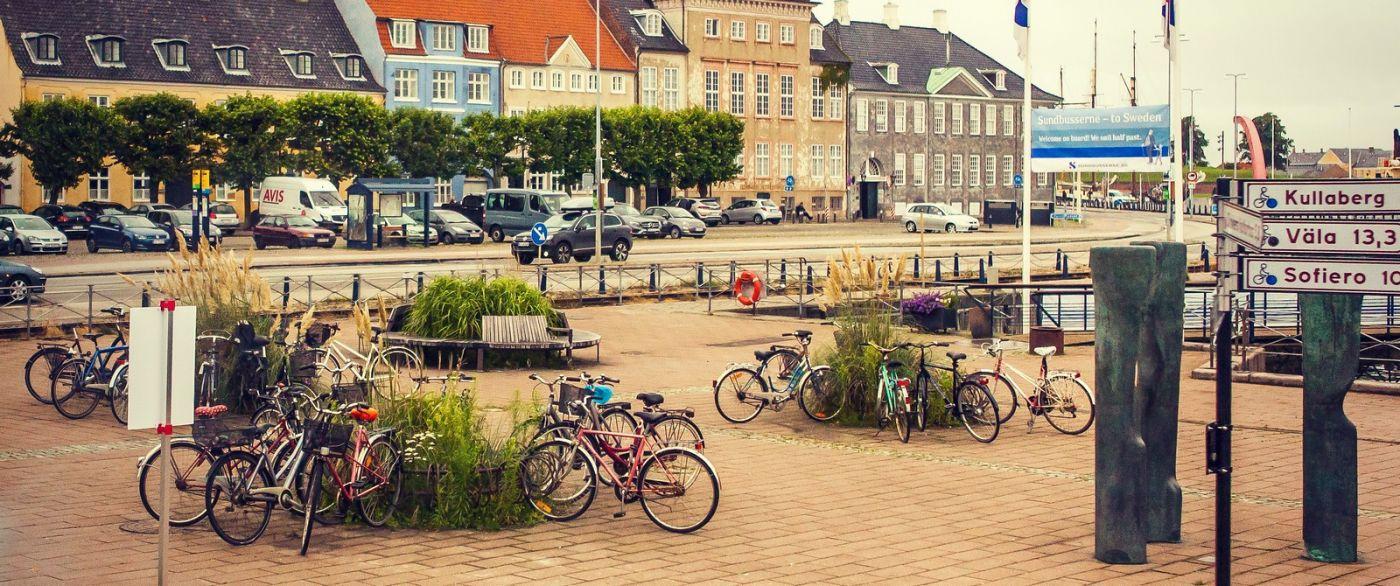 丹麦哥本哈根,路边随拍_图1-1