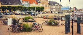 丹麦哥本哈根,路边随拍