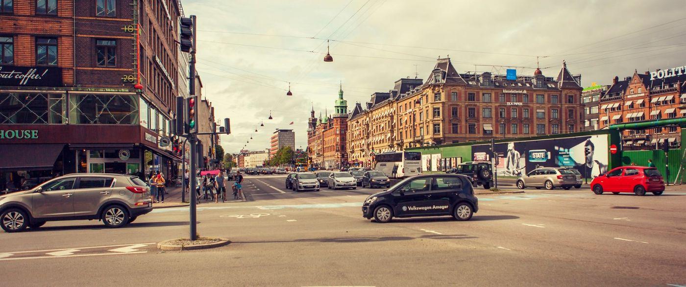 丹麦哥本哈根,路边随拍_图1-18