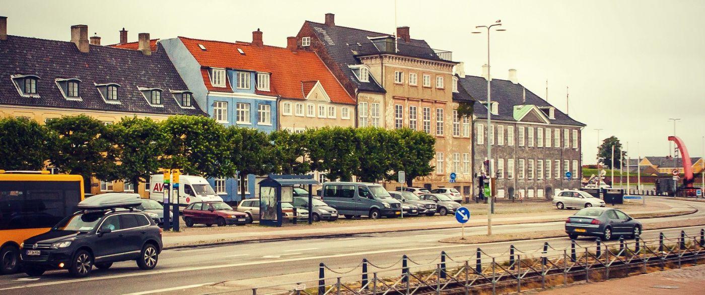 丹麦哥本哈根,路边随拍_图1-19