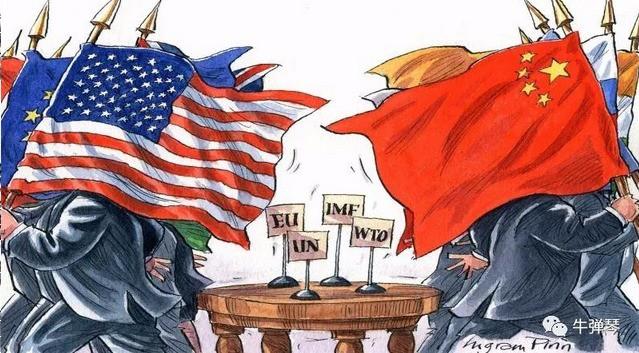 中美贸易战出现新动向,特朗普这个表态内有玄机!_图1-1
