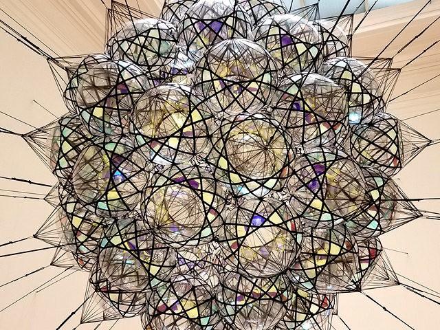 美国梦幻艺术博物馆...部份展品_图1-3