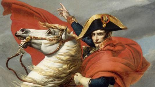 拿破仑:达到重要目标有二条途径_图1-1