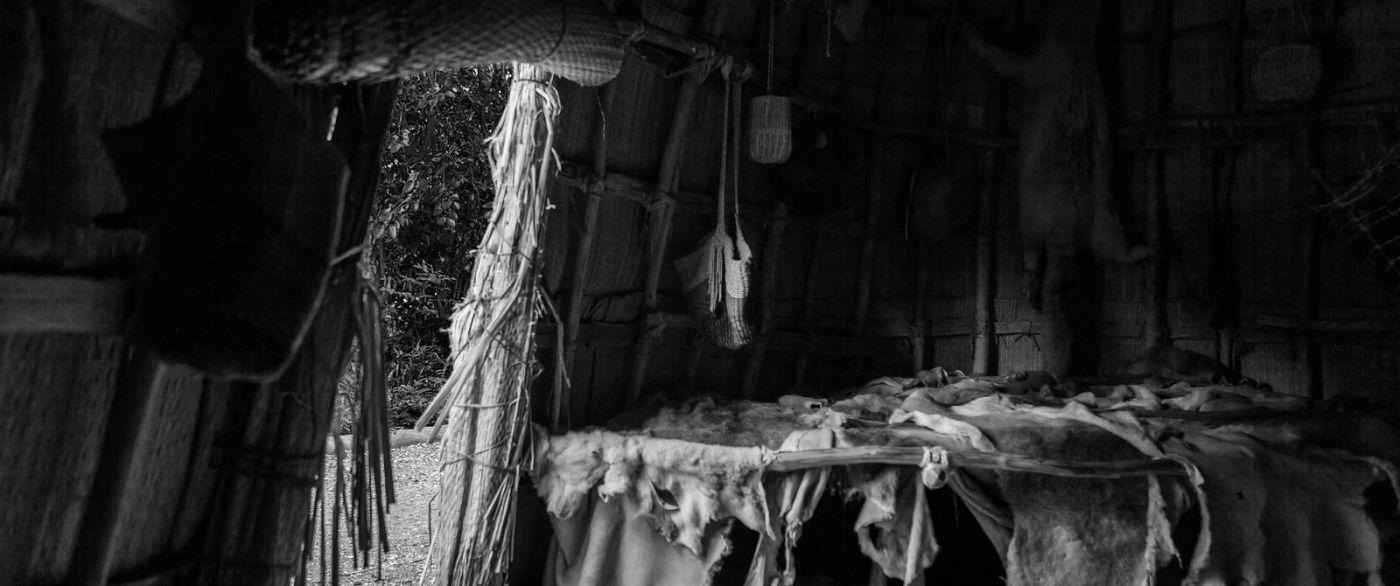 詹姆斯敦殖民地公园,千锤百炼的生活_图1-5