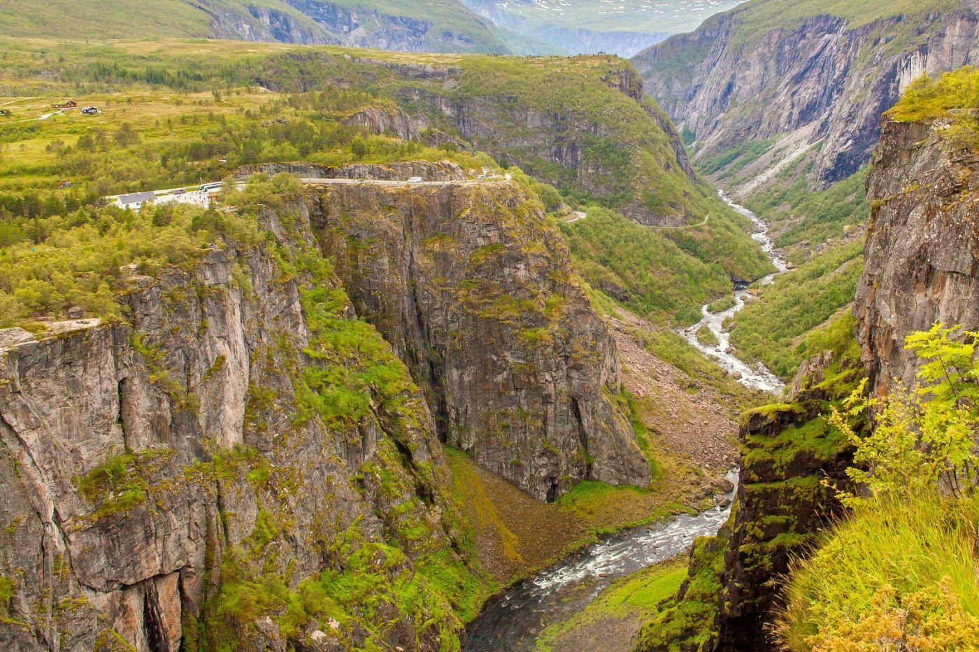 北欧风光,高山瀑布一泻千里_图1-9