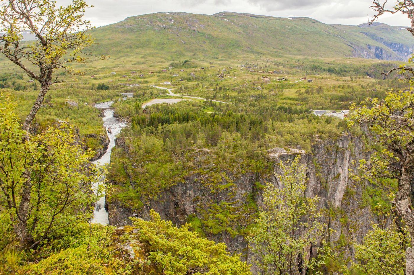 北欧风光,高山瀑布一泻千里_图1-8