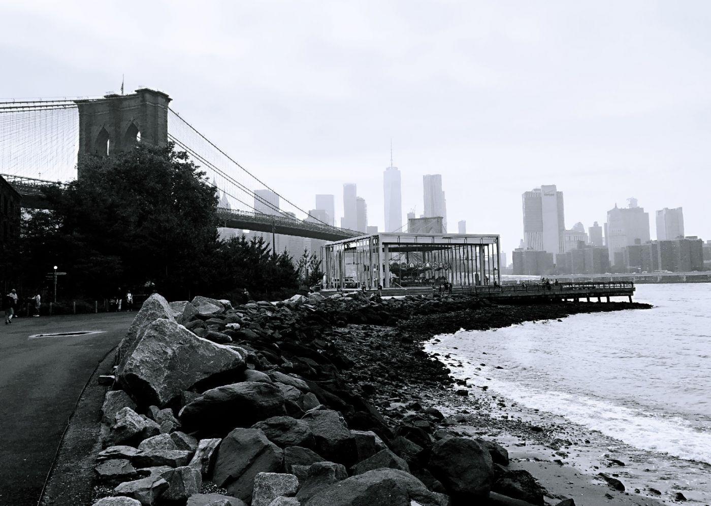 【田螺手机摄影】拍摄灯柱纪念911恐襲17周年_图1-24
