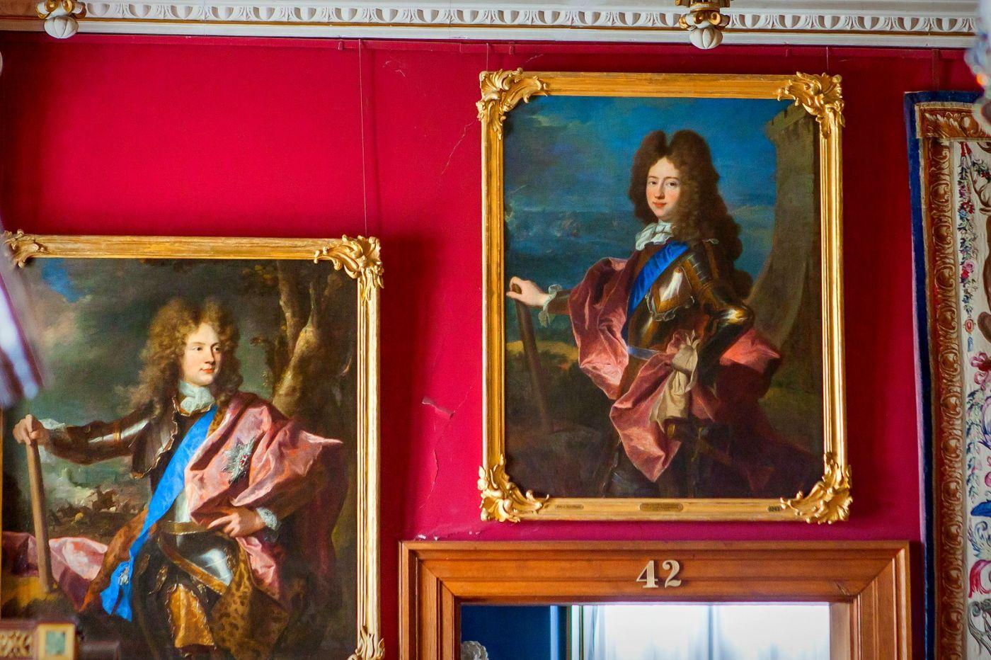 丹麥腓特烈堡城堡,油畫里的故事_圖1-5