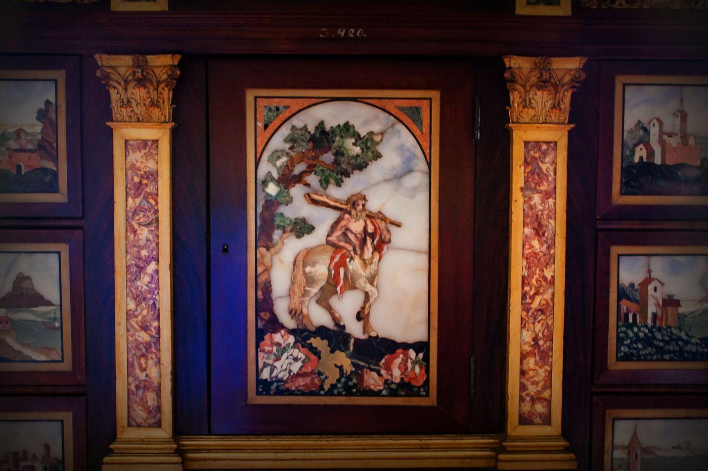 丹麥腓特烈堡城堡,油畫里的故事_圖1-16